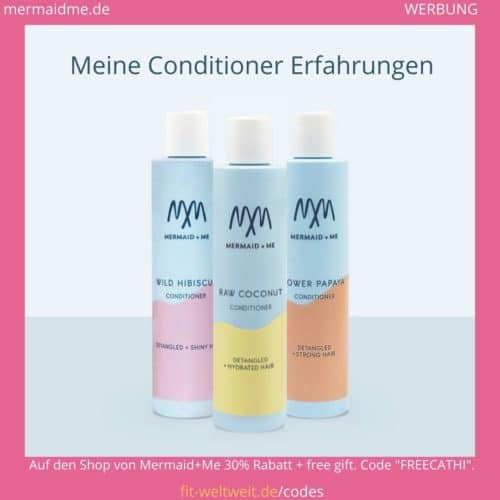 Mermaid and Me Hair Conditioner Erfahrungen
