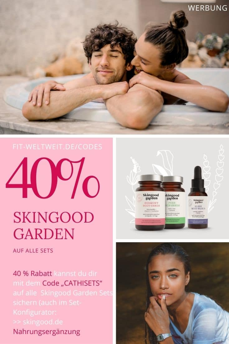 Skingood Garden Code Rabattcode Gutscheincode