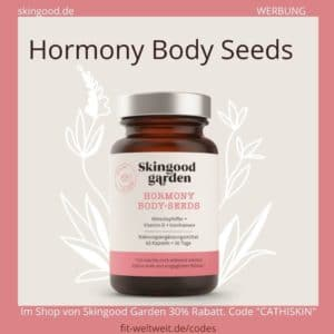 Skingood Garden Erfahrungen Hormony Body Seeds Nahrungsergänzungsmittel