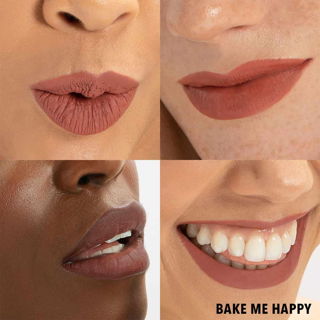 BAKE ME HAPPY Lip Butter Anwenung Erfahrung Farben Lipstick