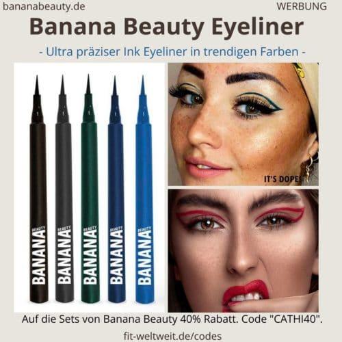 Eyeliner Banana Beauty Basic schwarz Erfahrungen