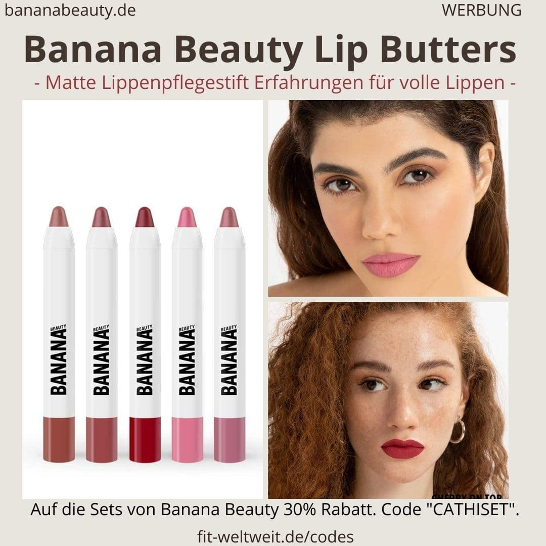 Banana Beauty matte Lip Butters treat me bake me happy cherry on top sugar Babe frostyyy