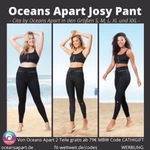 Josy Pant Leggings Cita by Oceans Apart Größen S M L XL XXL Cita Maas