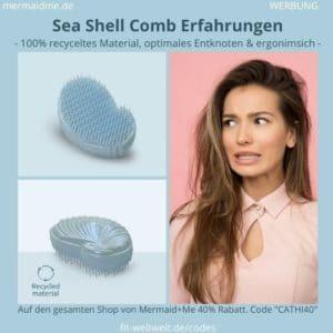 Tools and Accessories - Zubehör, Sea Steel Comb - Bürste Mermaid and Me Erfahrungen
