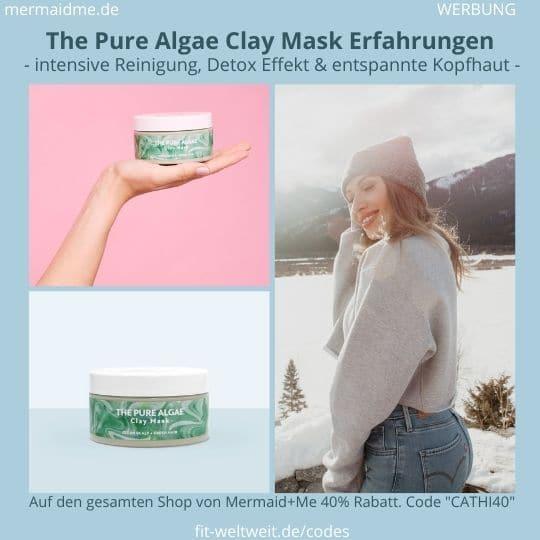 The Pure Algae Clay Mask Erfahrung