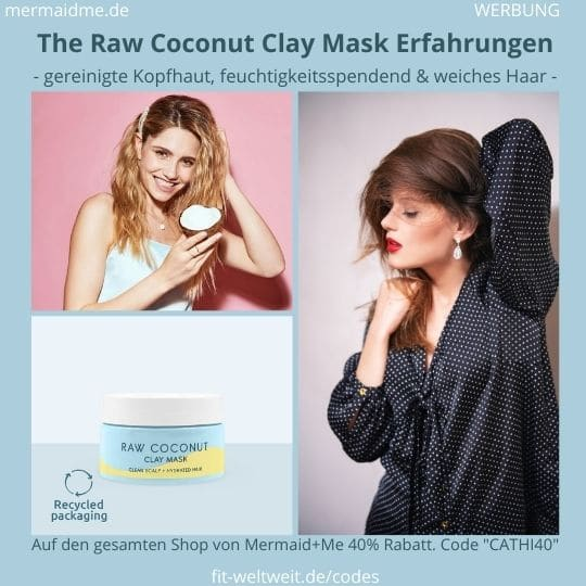 The Raw Coconut Clay Mask Erfahrung