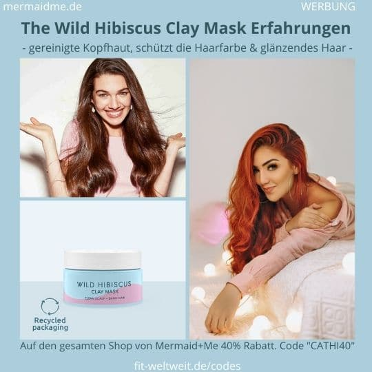 The Wild Hibiscus Clay Mask Erfahrung