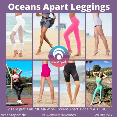 OCEANS APART LEGGINGS ERFAHRUNGEN Pants sweat shorts hotpants skirts
