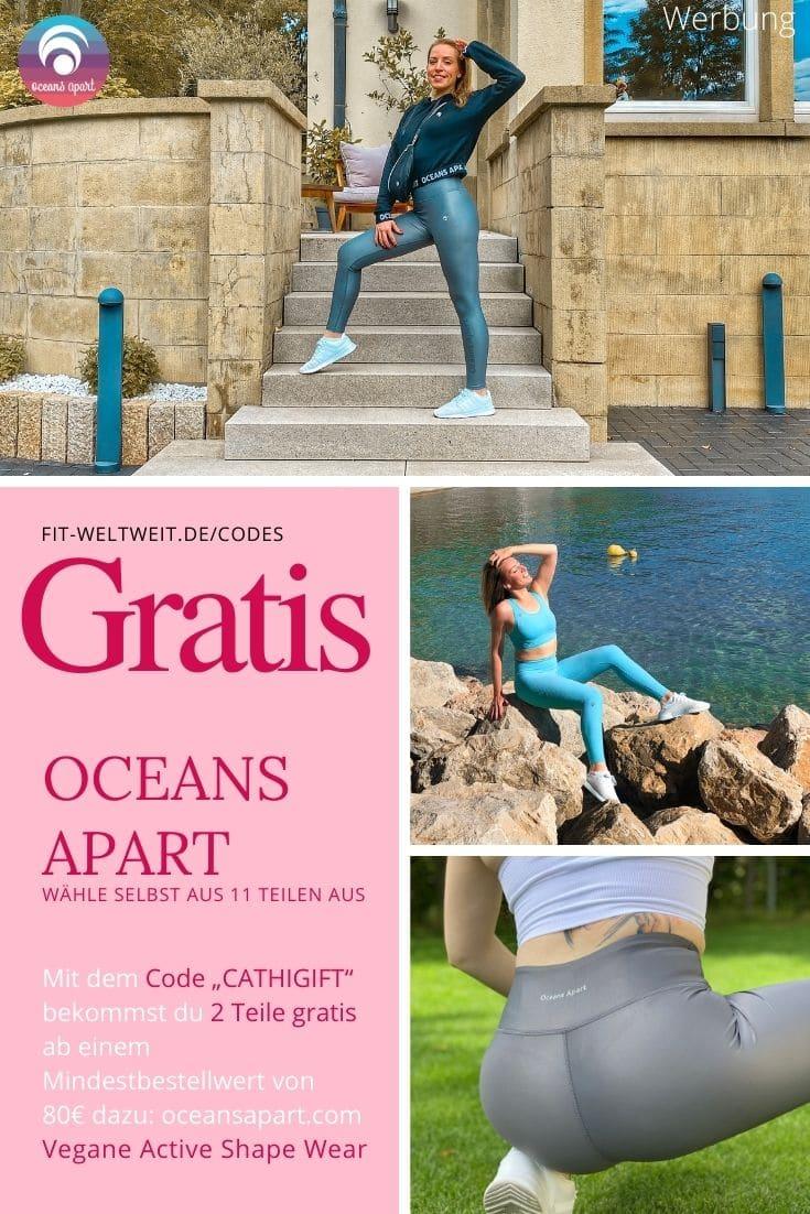 Oceans Apart Code 2 Teile gratis Gutschein Oktober November 2020