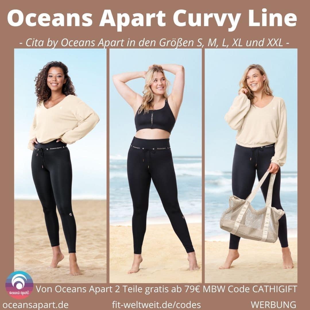 Oceans Apart Curvy Line Cita by Oceans Apart Größen S M L XL XXL Cita Maas
