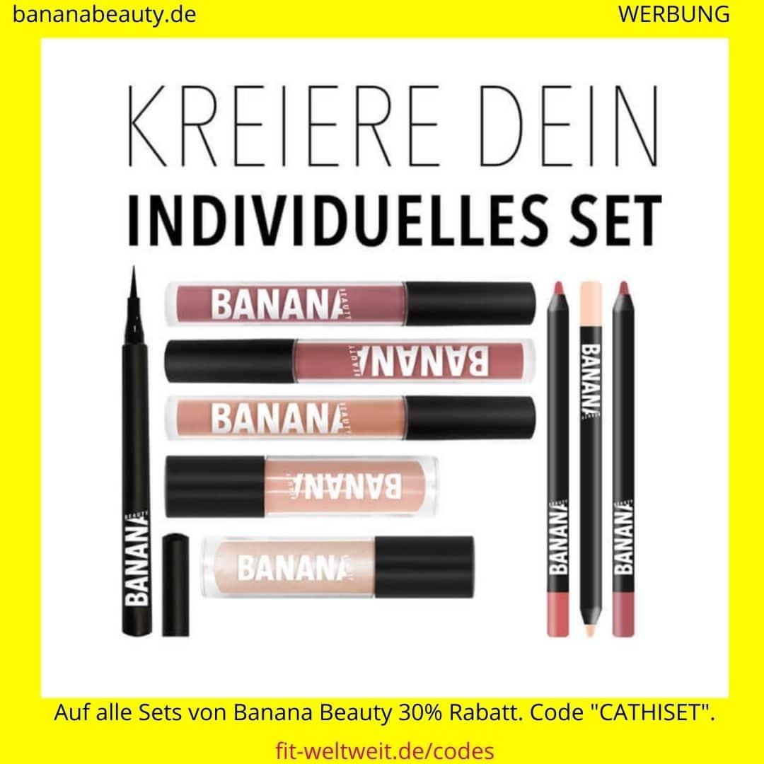 Banana Beauty Set Creator Anleitung + Doppelrabatt