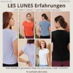 LES LUNES Erfahrungen Bewertung The Mia T-Shirt