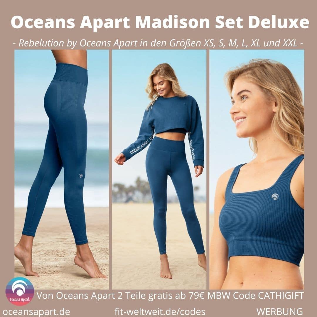 Oceans Apart Madison Set Deluxe Erfahrungen Größen Stoff Bewertung