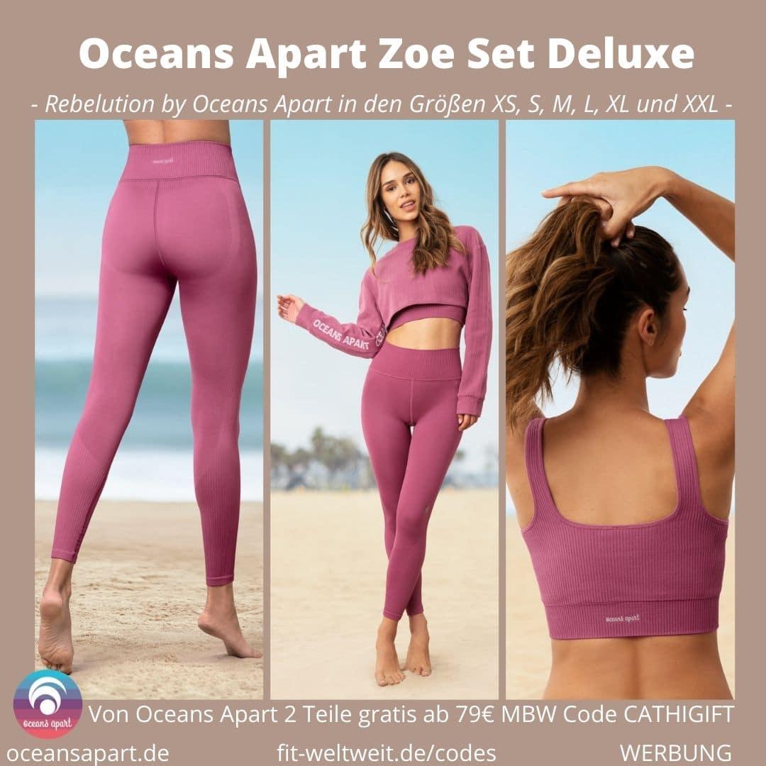 Oceans Apart Zoe Set Deluxe Erfahrungen Größen Stoff Bewertung