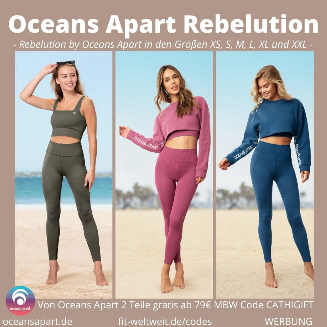 REBELUTION Collection by Oceans Apart: Kayla, Madison, Sydney Zoe Set Deluxe