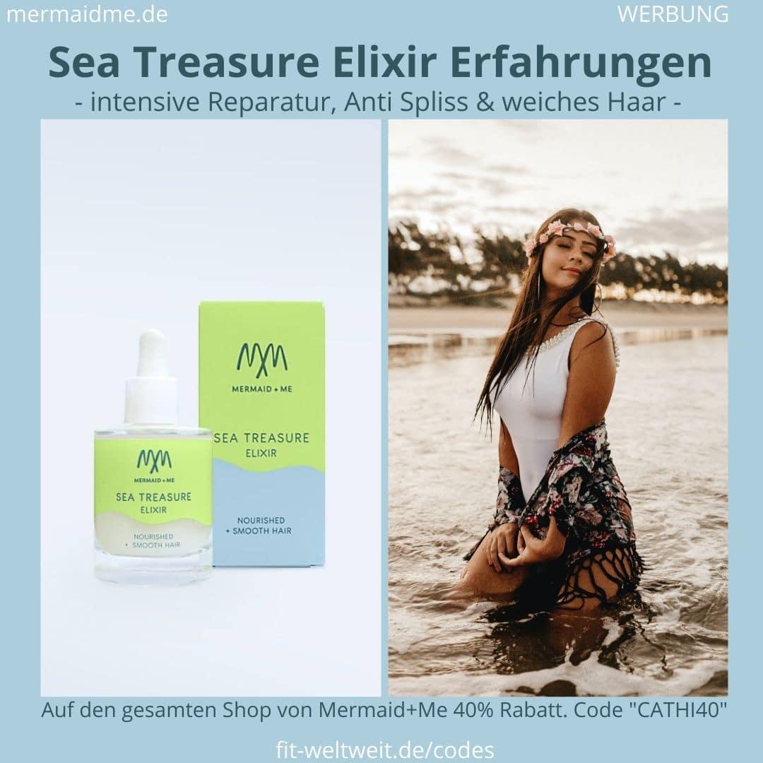 SEA TREASURE Elixir Mermaid and Me Erfahrungen