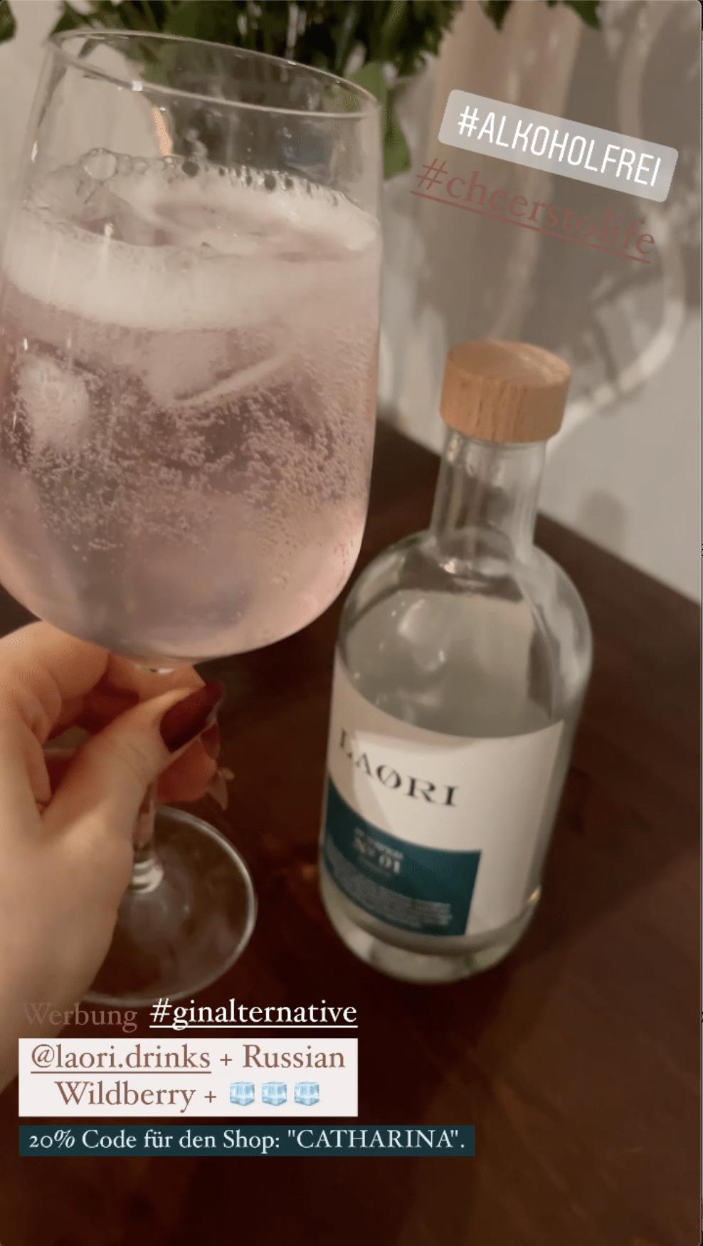 ALKOHOLFREIER GIN TONIC TEST 2021
