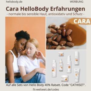 Cara Hello Body Erfahrungen Erfahrungsberichte