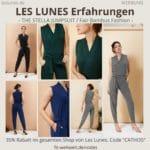 LES LUNES Erfahrungen Bewertung The Stella Jumpsuit Einteiler