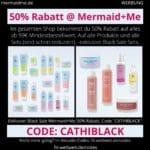 Mermaid and Me Code 50% Rabatt Gutschein November Black Week