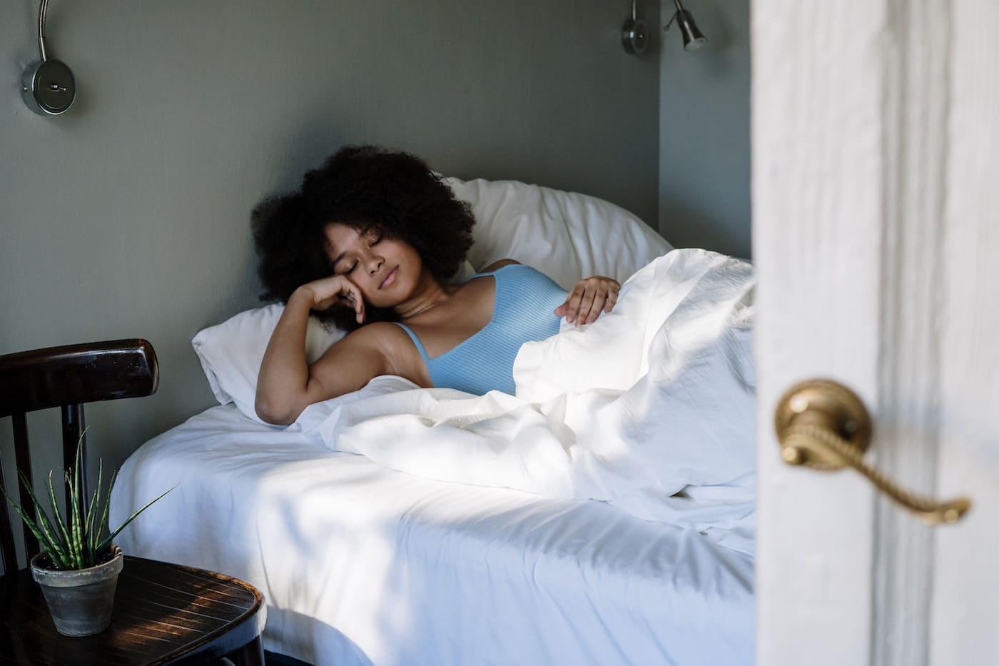 Braineffect Bewertung schnell einschlafen Schlafen Sleep Melatonin Spray Erfahrungen
