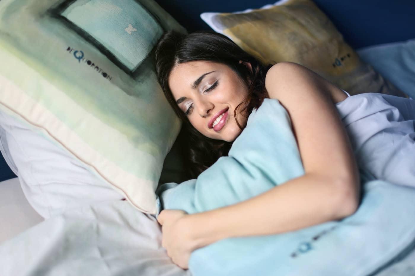 Braineffect schnell einschlafen Schlafen Sleep Melatonin Spray Erfahrungen