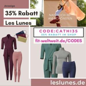 Les Lunes Code 2021 Gutschein 40% Rabatt 50%