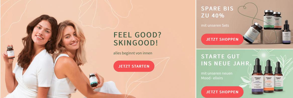 Skingood Garden günstig kaufen Rabattcode