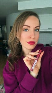 Banana Beauty Erfahrungen Next Liquid Lipstick