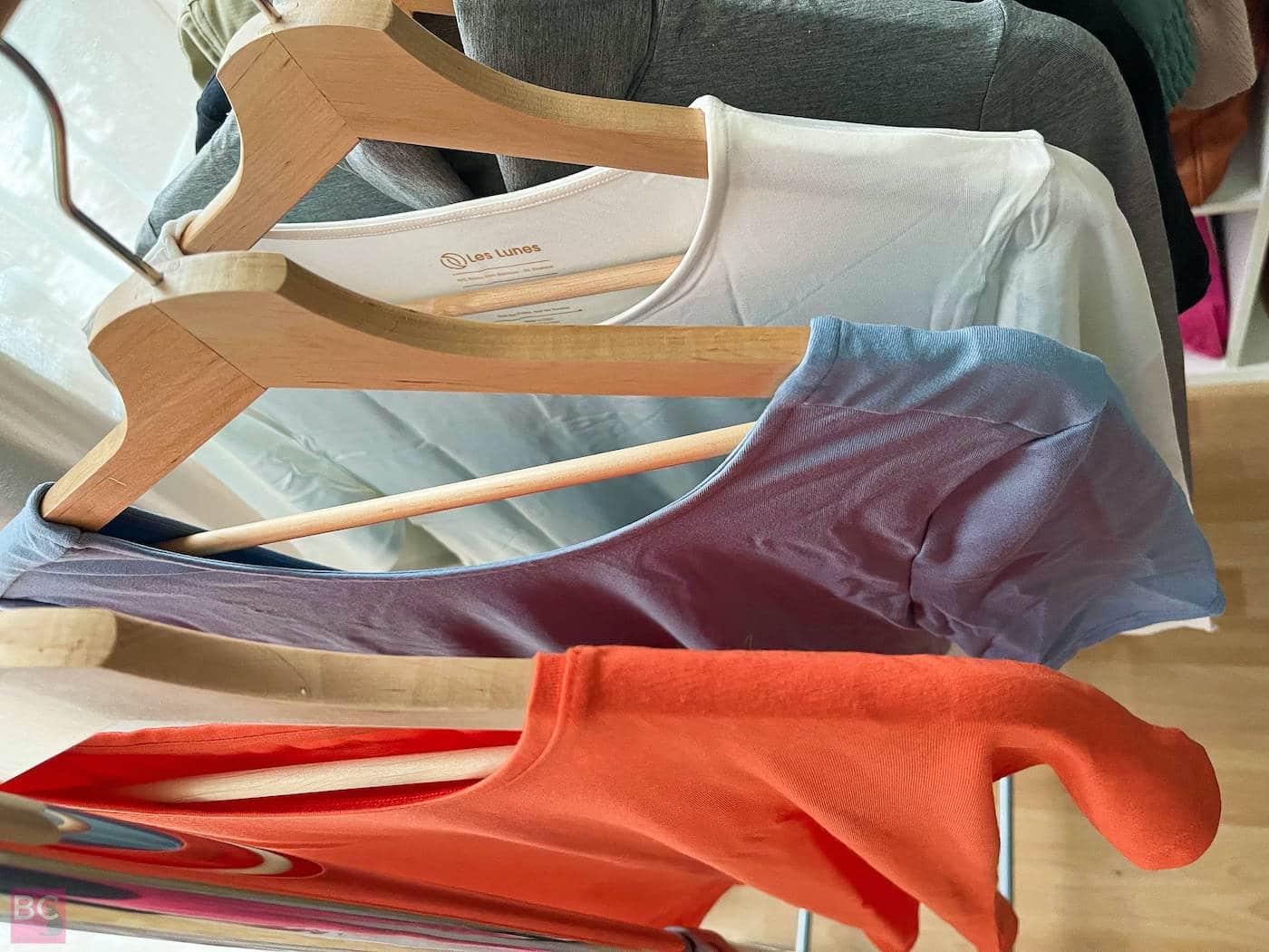 LES LUNES ERFAHRUNGEN Mia Shirt, Emma Bodysuit, Alena Bodysuit, Steve Turtleneck