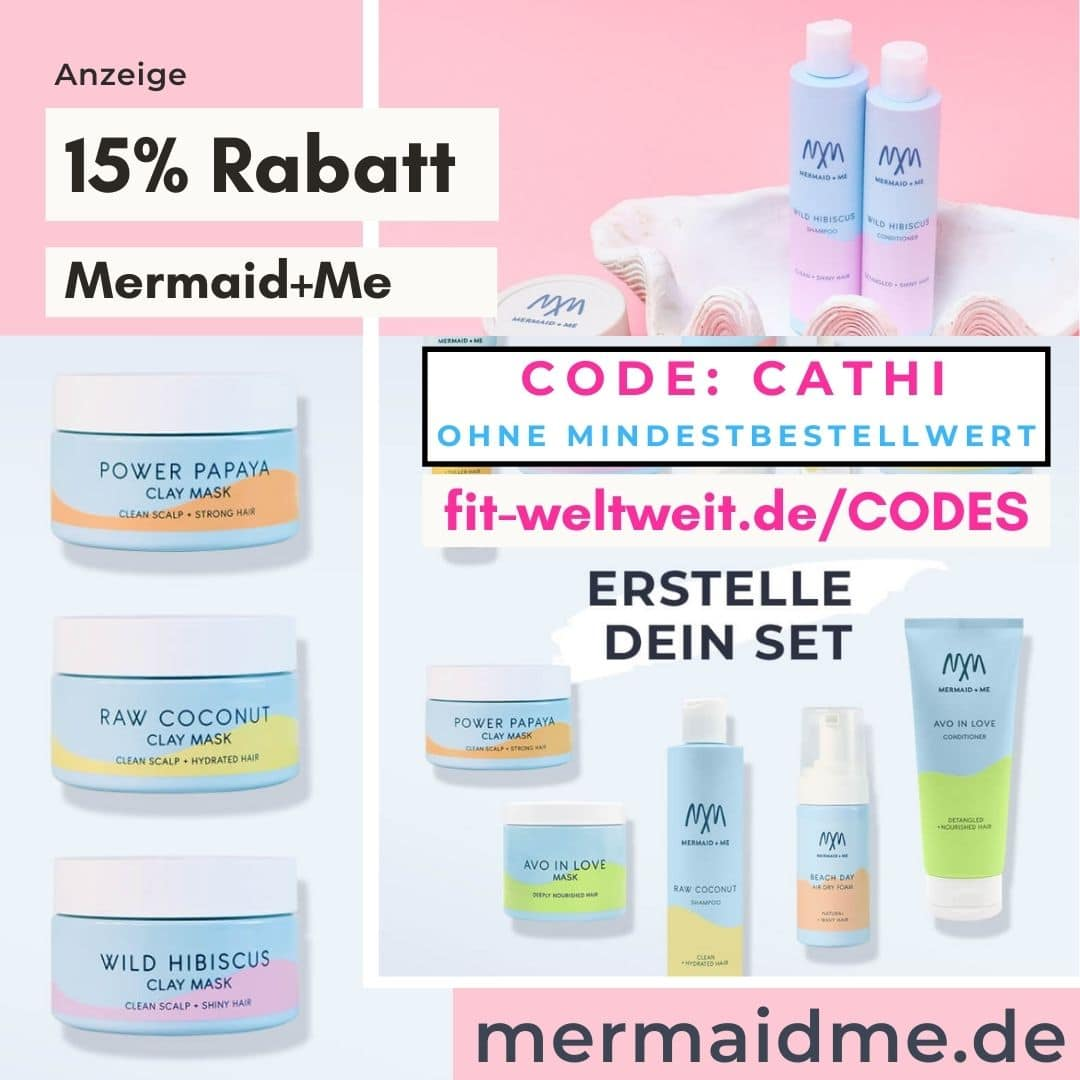 15% Rabattcode Mermaid and Me CATHI