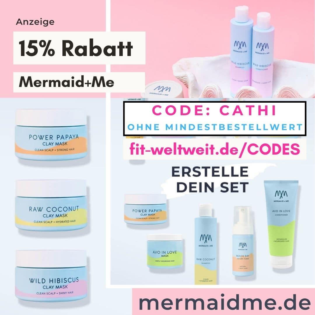 15% Rabattcode Mermaid and Me CATHI