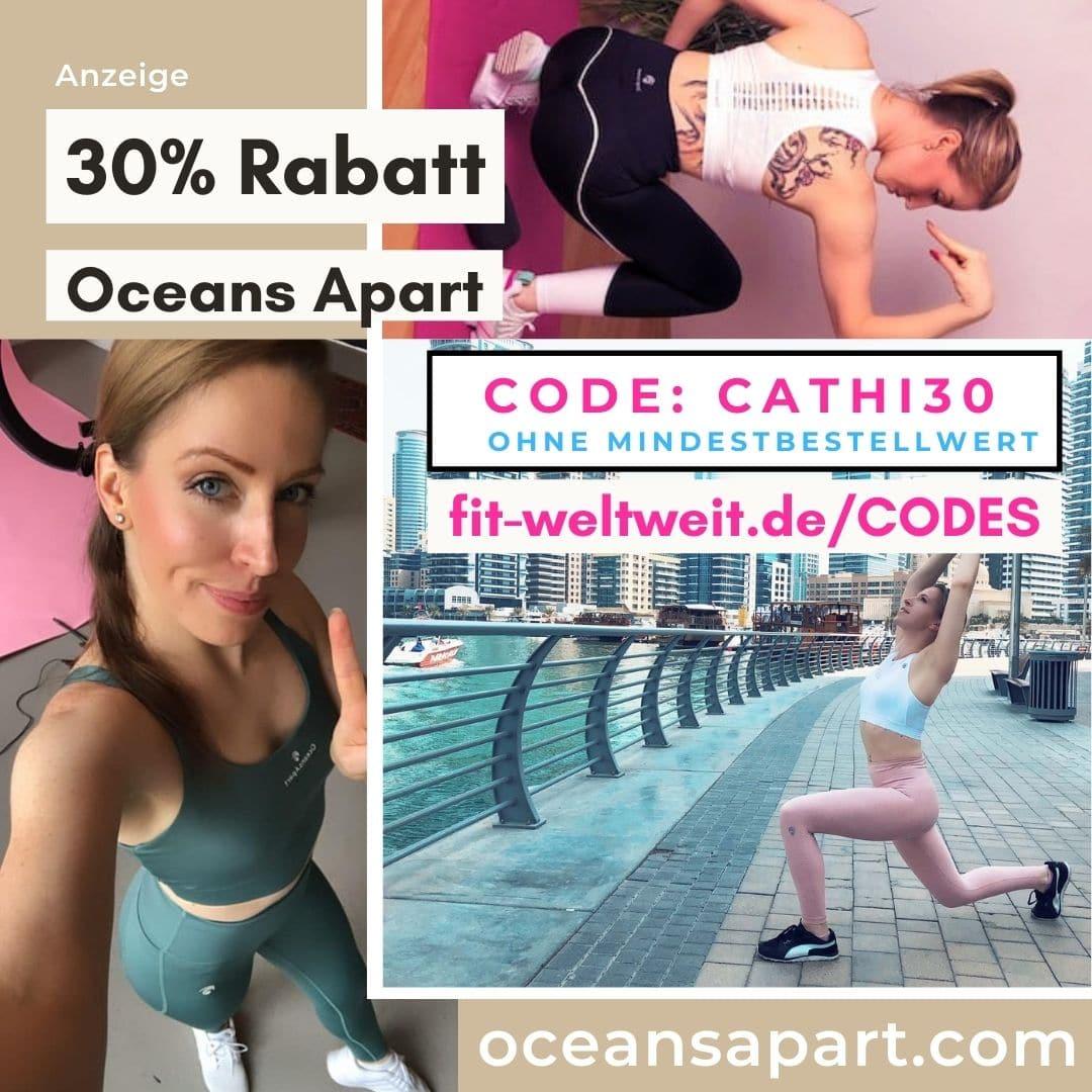 Oceans Aapart Rabatt ohne Mindestbestellwert CATHI30 = 30% auf alles