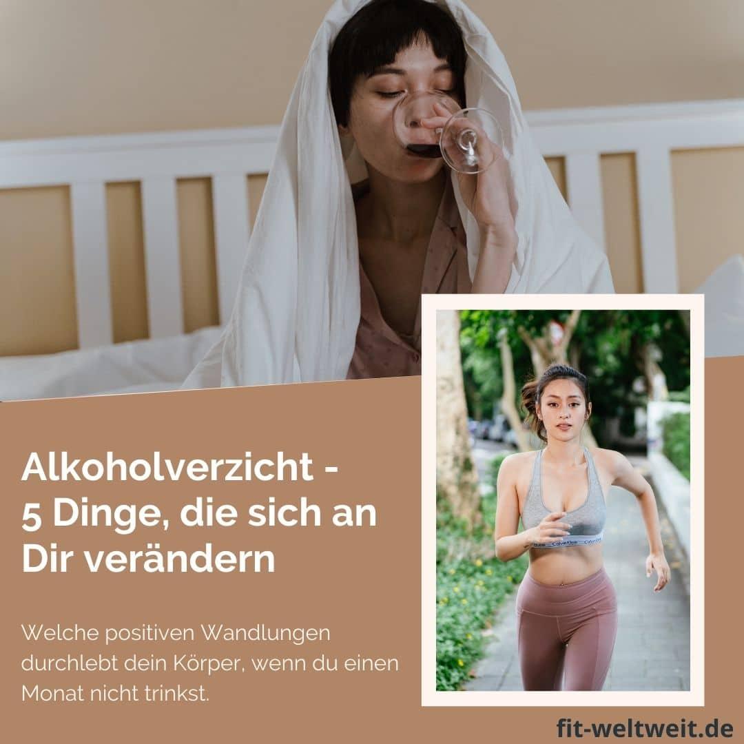 Null promille, einen Monat ohne Alkohol. 5 Vorteile, die sich an dir verändern, bei vier Wochen Alkoholverzicht
