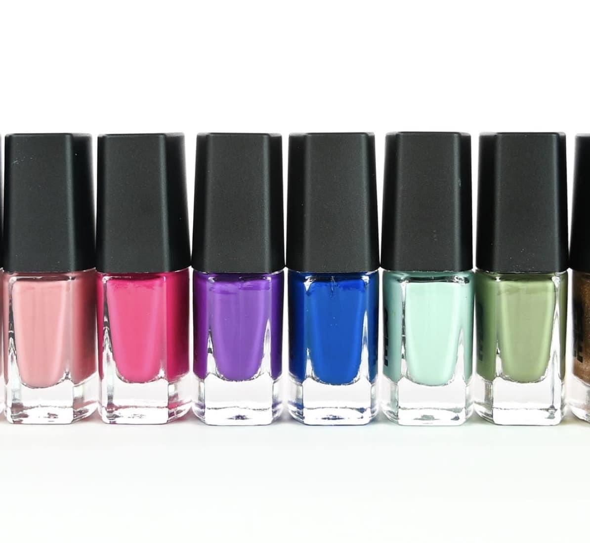 Superdoze Farben Sortiement Auswahl Rosa Pink lila blau grün türkis