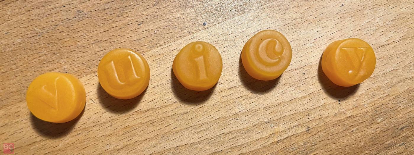 YUICY Vitamingums Erfahrungen Hair Vitamin Gummies