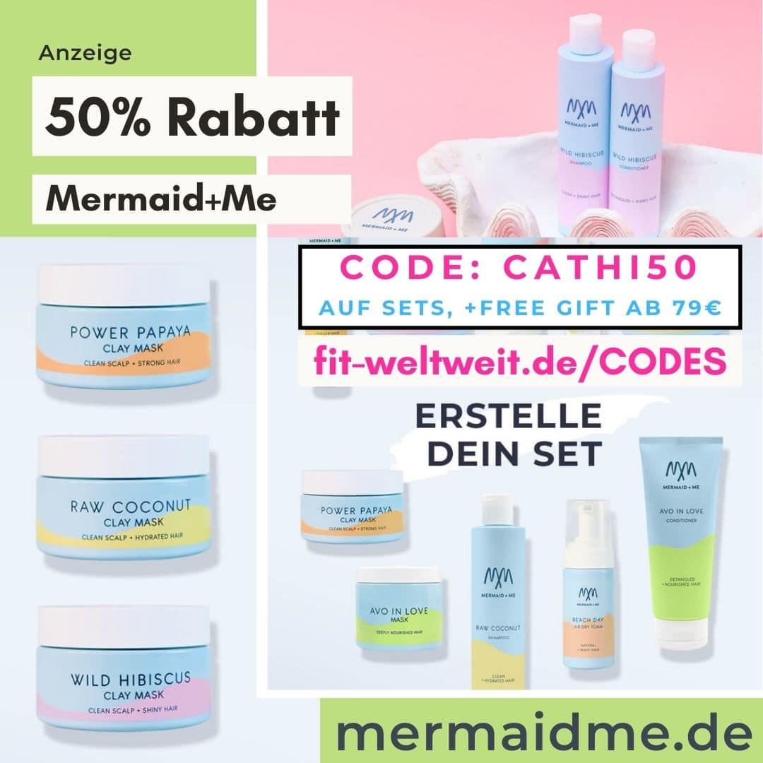 50% Rabatt Mermaid and Me Gutschein Code juni 2021