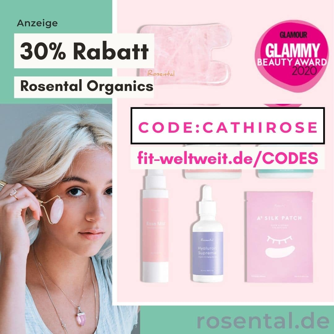 ROSENTAL ORGANICS RABATTCODE GUTSCHEIN 2021 30% - 40% Rabatt