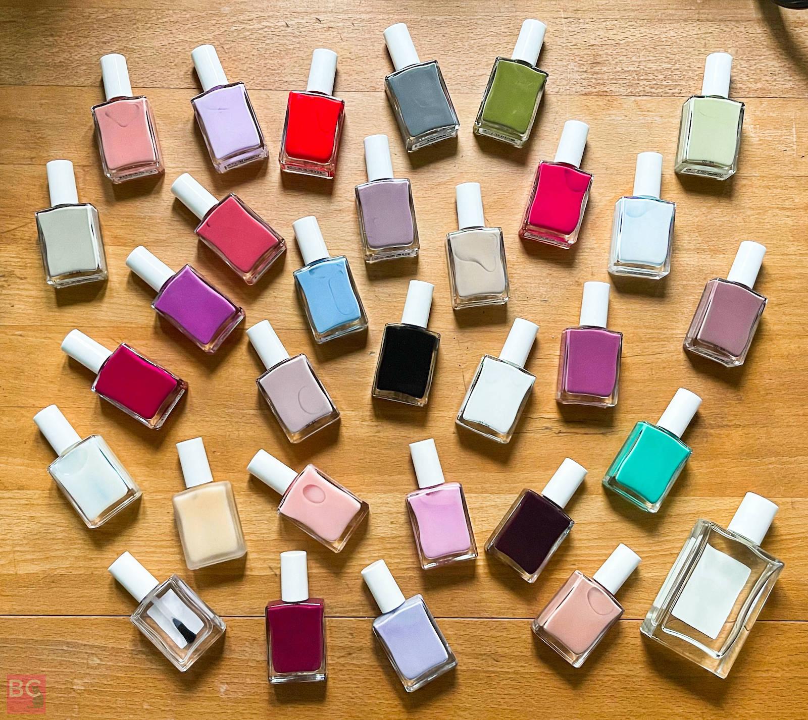 Gitti Nagellack Erfahrungen Farben Auswahl