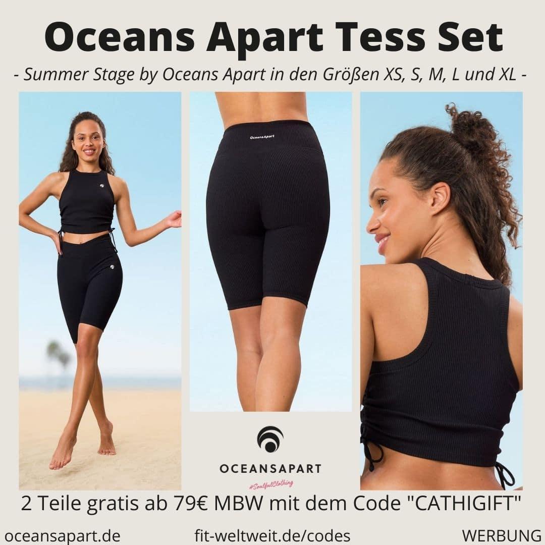 Oceans Apart TESS SET ERFAHRUNG Größe trixy short bella top summer stage collection