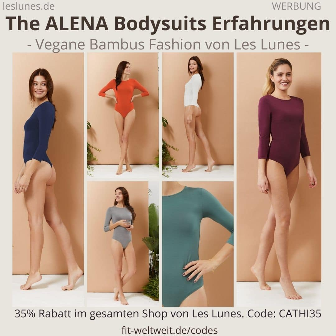 Der The ALENA BODYSUIT ist ein Body Einteiler und langärmelig von Les Lunes. Meine Erfahrungen mit der passenden Größe und dem Stoff gibt es hier.