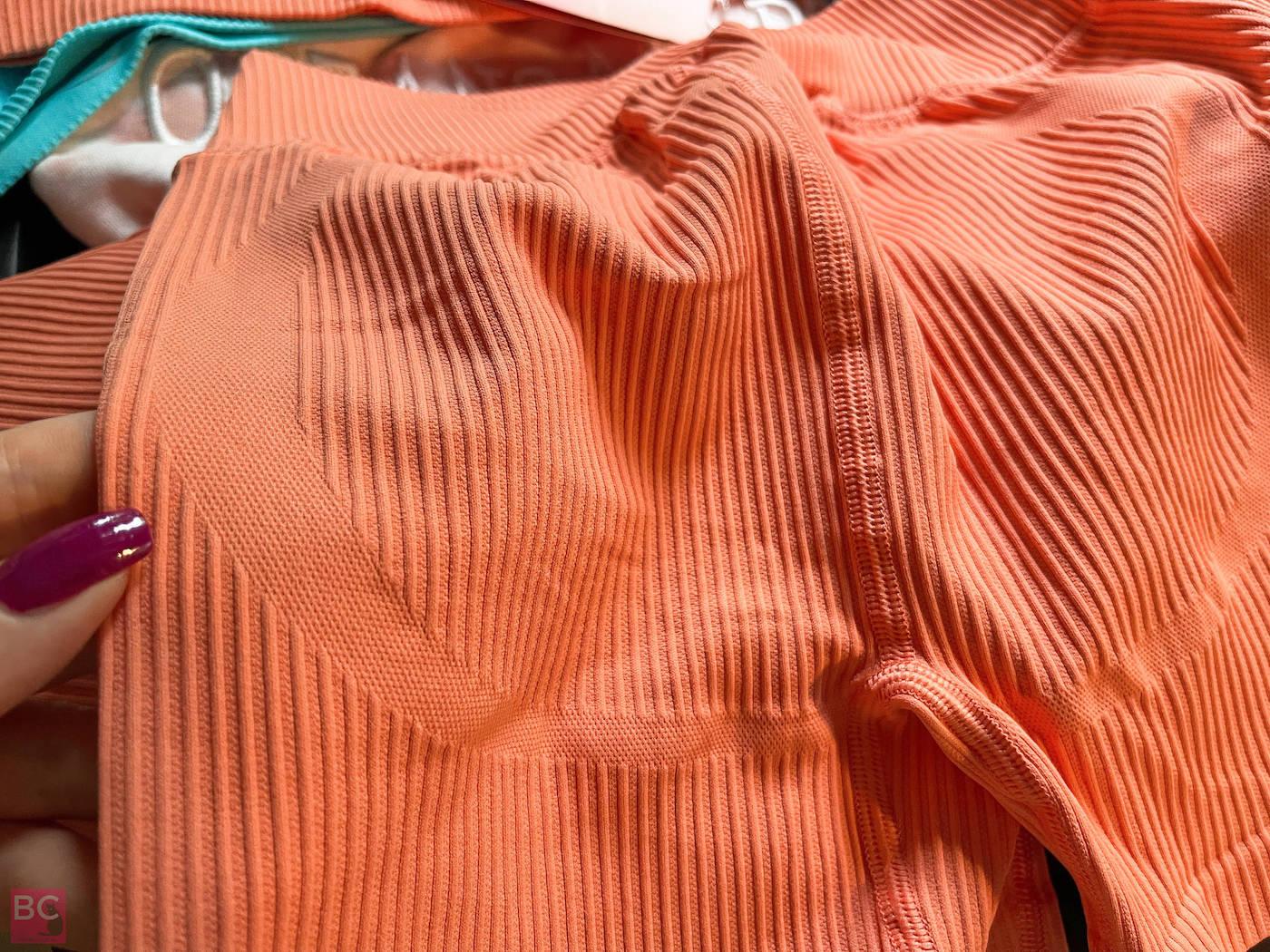 HOTPANTS PANTS Team Harrison Oceans Apart Collection Orange Blooming Summmer Set
