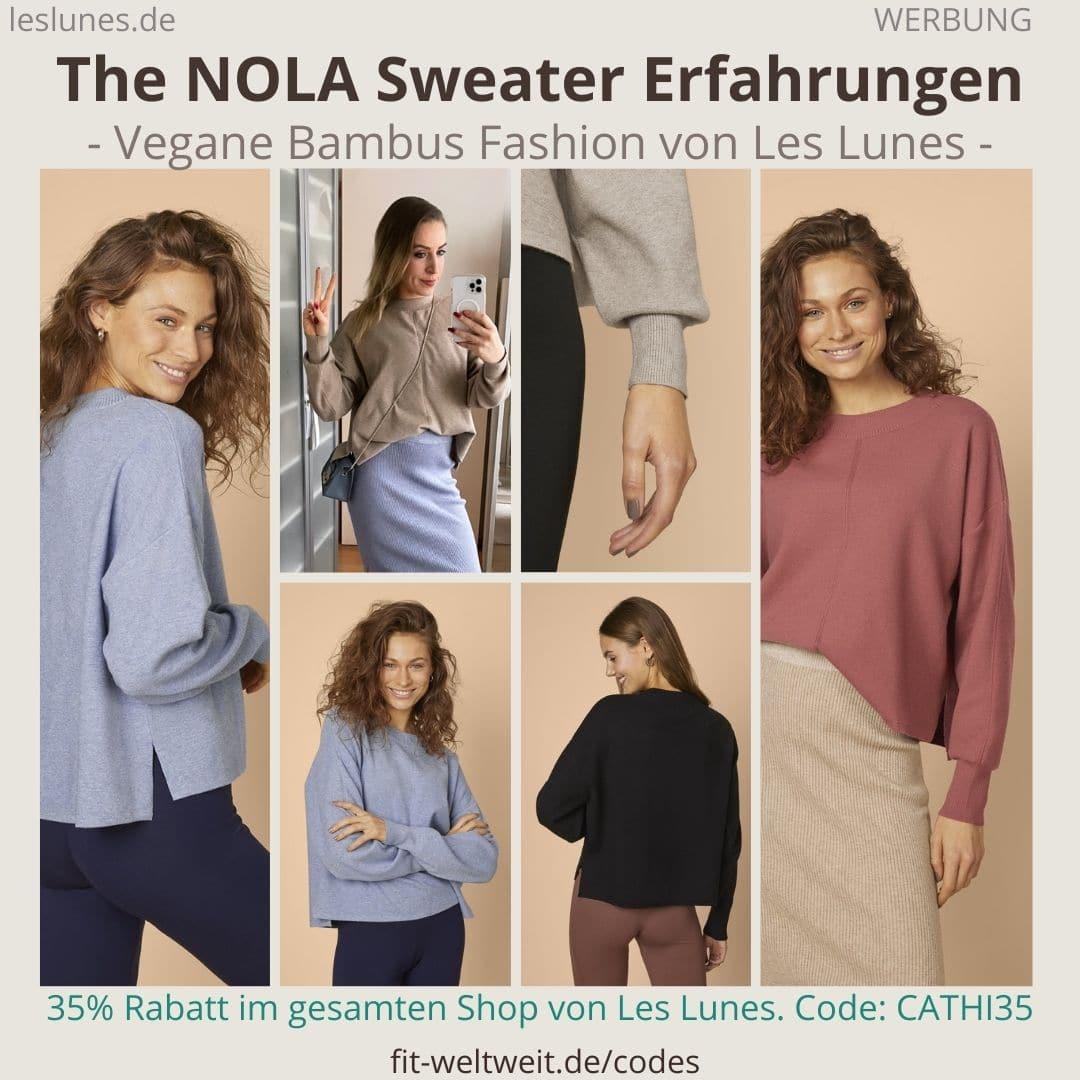 Erfahrungen LES LUNES the Nola Sweater