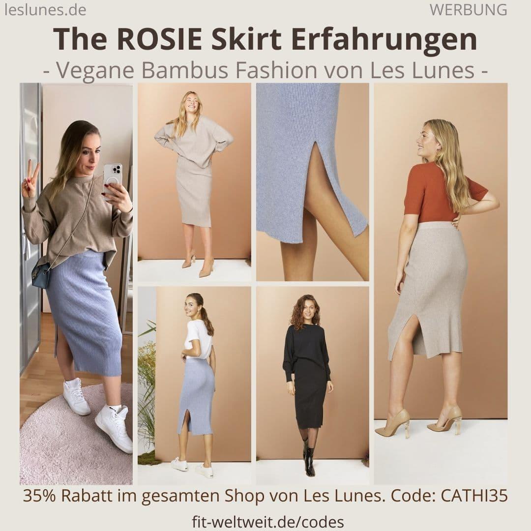 Erfahrungen LES LUNES the ROSIE Skirt