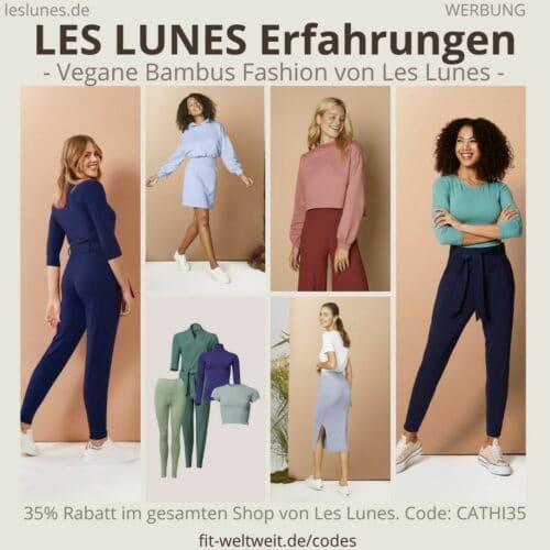 LES LUNES Erfahrungen Pullover Hosen Sweater Kleider Herbst 2021