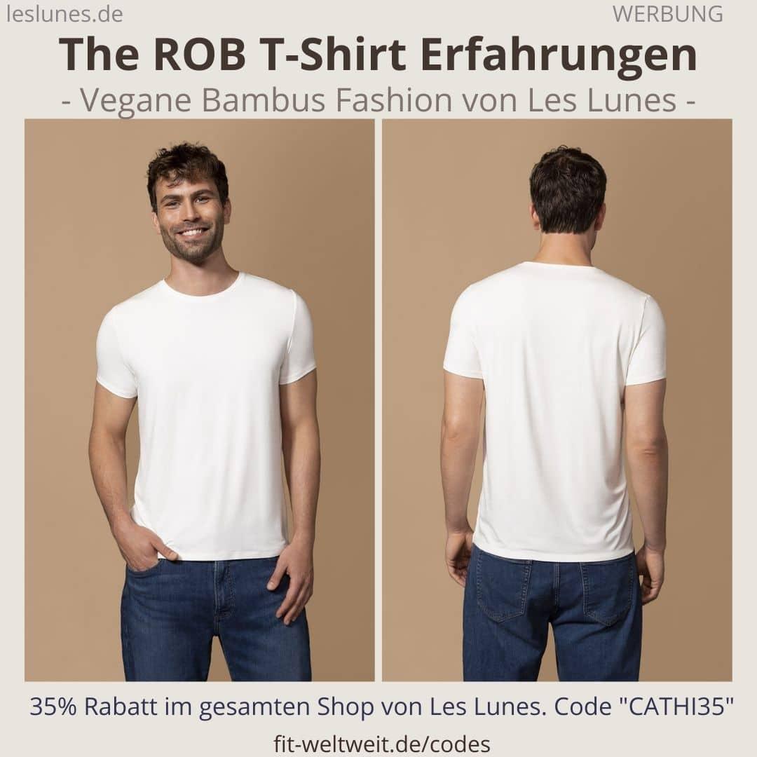 LES LUNES The Rob T-Shirt Erfahrungen
