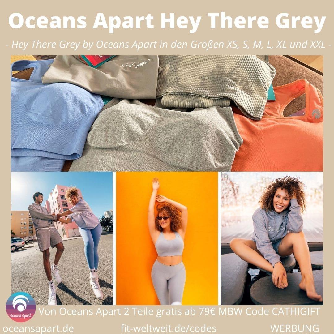 OCEANS APART - HEY THERE GRAY Collection Erfahrungen, Größe, Sets, Farben und Besonderheiten