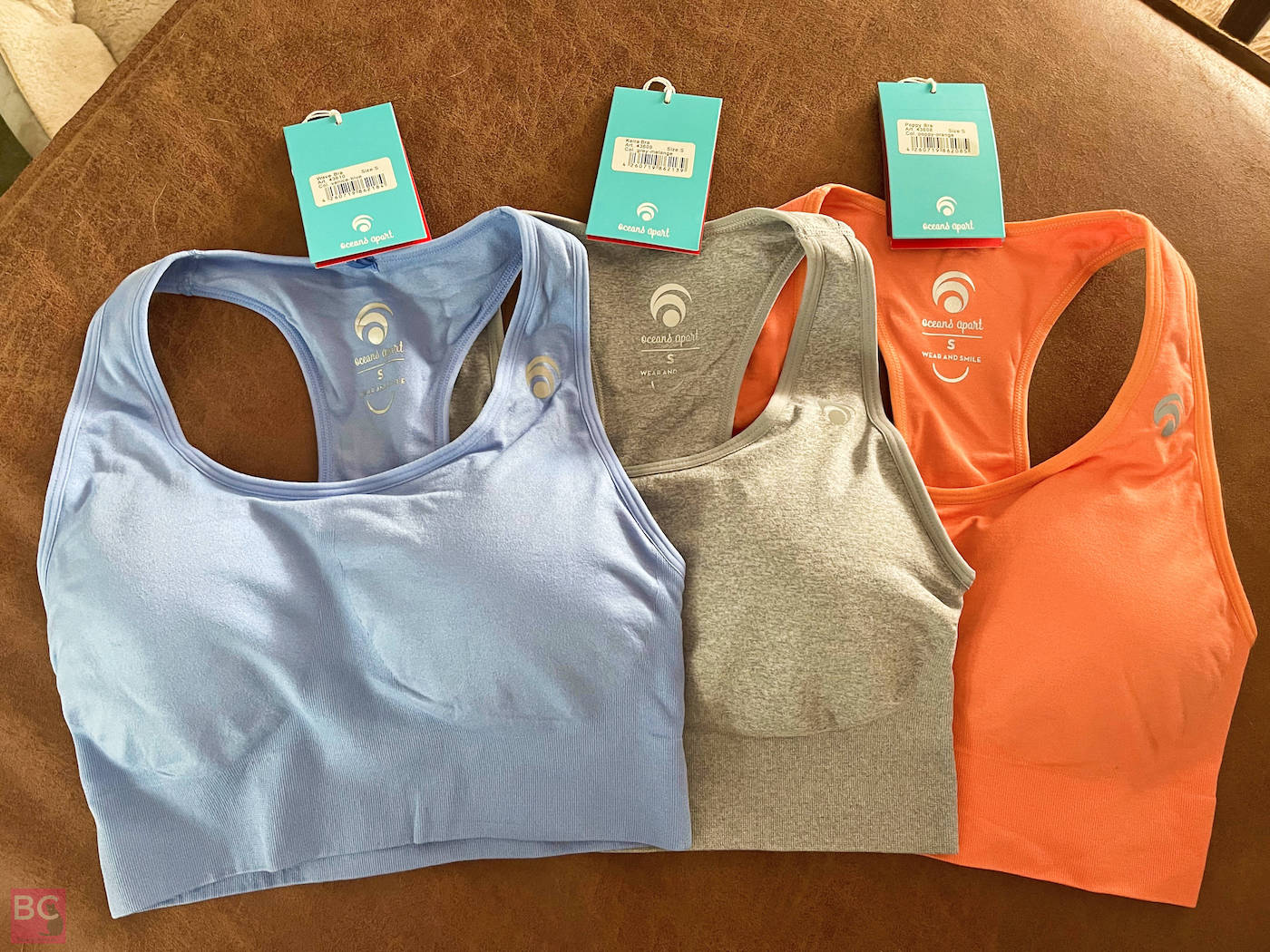 Seamless Bras der Hey there Grey Collection by Oceans Apart