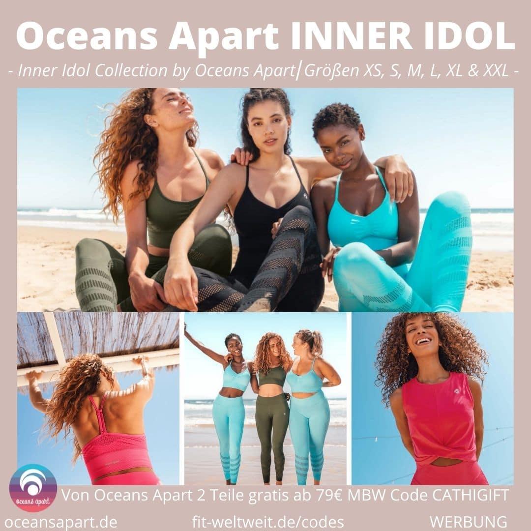 INNER IDOL Collection ERFAHRUNGEN Oceans Apart Sets Größen Farben Schnitte und Passform