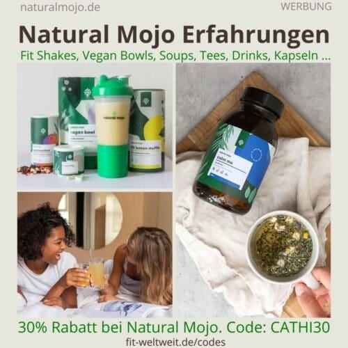 Natural Mojo Erfahrungen mit neuen Produkte